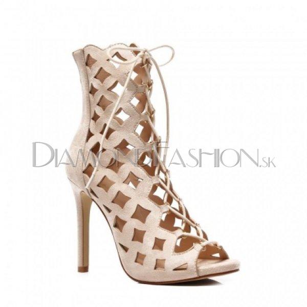 5f91e344da62 Krásne vysoké sandálky