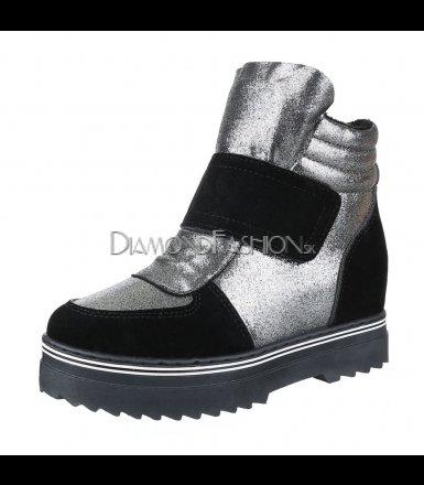 6700dd467f20f Dámske oblečenie | DiamondFashion.sk - Nízke čižmy