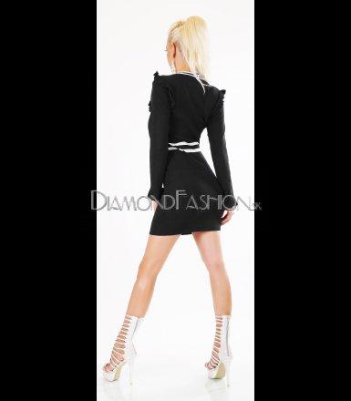 59a90f7b5 Dámske oblečenie | DiamondFashion.sk - Glamour šaty Gucci style