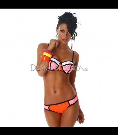 Bikiny TRIANG Bandeau Push Up